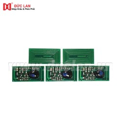 Chip mực màu xanh dùng cho Ricoh C751/C651EX (C/48.5K)