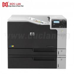 Máy in HP color LaserJet M750DN