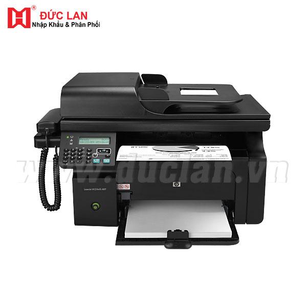 HP LaserJet M1214NFH