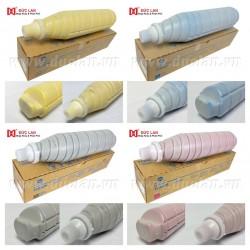 Mực Cartridge Bizhub Pro C1085/C1100/C3070 OEM ( TN622 K/C/M/Y)