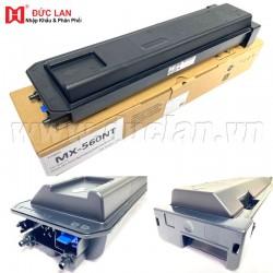Mực MX560NT/ Sharp  MX-M364N/M365N /M464N/ M465N( 700g/32K)