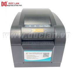 Máy in mã vạch, hóa đơn TECH PRINTER 350B