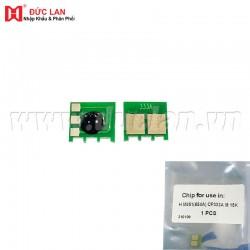 Chip HP Enterprise M651  BK (CF333A)