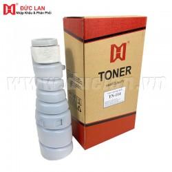Compatible  Konica Minolta Bizhub toner  (TN-114)  used for  Minolta Di162/ 210/ Konica 7516/7616/7521
