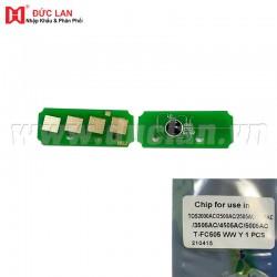 Chip Toshiba 4505ac/5005ac/3505ac Y