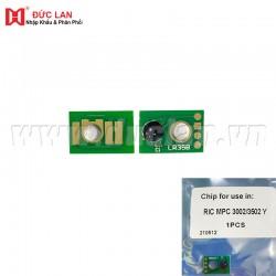 Chip Ricoh MP C3002/C3502 (Y )