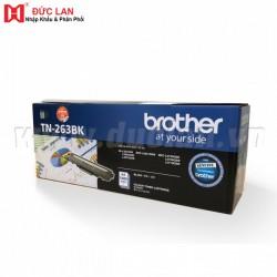 Hộp mực màu Brother TN263BK (den) – Cho máy L3230Cdn/ L3551Cdw/ L3750Cdw
