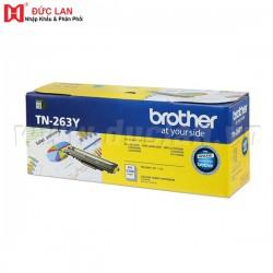 Hộp mực màu Brother TN263Y (Vàng) – Cho máy L3230Cdn/ L3551Cdw/ L3750Cdw