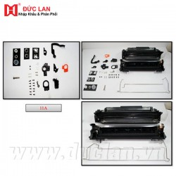 Hộp mực rỗng 6511A/HP Laser 2400/ 2410, Canon LBP 3410, 3460