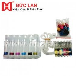 Bộ in màu liên tục & Chíp Epson 1390 (C,M,Y,BK,LC, LM)