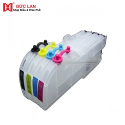Refillable Ink Cartridge KIT] for Brother LC103 LC101 DCP-J152W MFC J245 J285DW J4310DW J4410DW J450DW J4510DW J4610DW J470DW J4710DW J475DW J650DW J6520DW J6720DW J6920DW J870DW J875DW