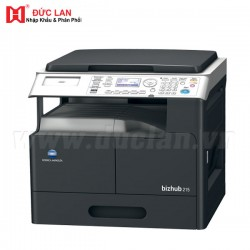 Máy photocopy trắng đen Konica Minolta Bizhub 215