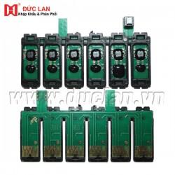 Bộ chip máy in liên tục Epson 1400 (BK/C/M/Y/LC/LM)