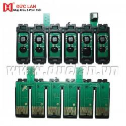 Bộ chip máy in liên tục Epson 1430 (BK/C/M/Y/LC/LM)