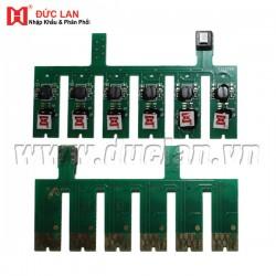 Bộ chip máy in liên tục Epson R280  (C,M,Y,BK,LC,LM)