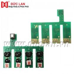 Bộ chip máy in liên tục Epson T13  (C,M,Y,BK)