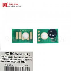 Chip Aficio MPC4502/5002/5502 C