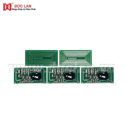 Reset compatible toner chip for Ricoh C751EX toner chip (BK/67K)