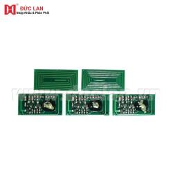 Reset compatible toner chip for Ricoh C751EX toner chip (Y/67K)