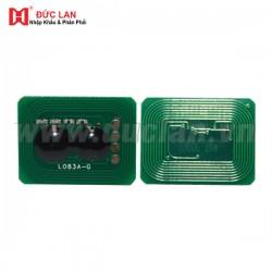 Chíp máy in màu Xanh OKI C3300/3600 C