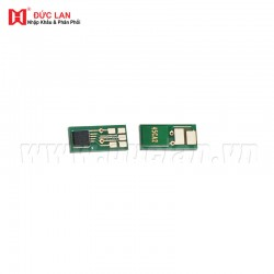 Chip Canon LBP 612Cdw/ 613Cdw/ 611Cn (CRG045) C
