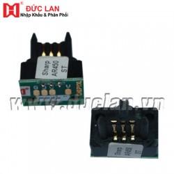 Chip AR-450ST - Dùng cho máy photo AR-M300U/350/450/M312U/M420U (BK/30K)