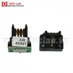 Chip AR-450ST - Dùng cho máy photo Sharp AR M280/M310/M350/ P350/P450/M450/M420