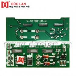 Chip máy in Samsung Color CLP-500/550 (BK/7K)