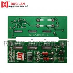 Chip máy in Samsung Color CLP-510 (Y/5K)