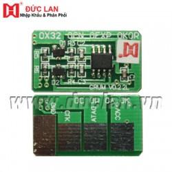 Chip máy in Samsung Color CLP-610/660 (M/5K)