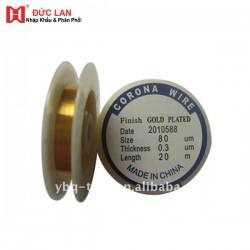 Cuộn Corona vàng 0.08/20m (5648)