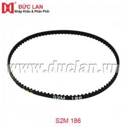 Dây Curoa Ricoh FT-6645/7650/AF-550/551/700/1055 - (S2M-186)