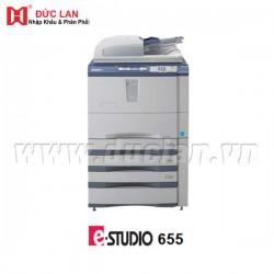 Máy photocopy Toshiba e-Studio 655 / Toshiba E655