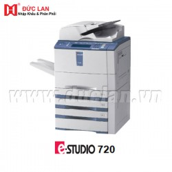 Toshiba e-Studio 720 monochrome multifunction photcopier