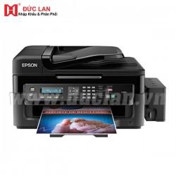 Epson L555 mulifunction color inkjet printer