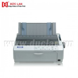 Epson LQ-590 dot matrix  monochrome printer