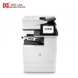 HP LaserJet Managed Flow MFP (monochrome multifunctional printer)  E82550z