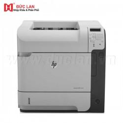 HP LaserJet Enterprise M602N monochrome  photocopier