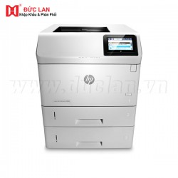 HP Monochrome LaserJet Enterprise M606x printer