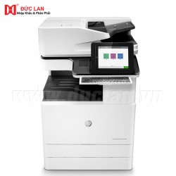 Máy Photocopy màu HP Color LaserJet Managed MFP E87650dn