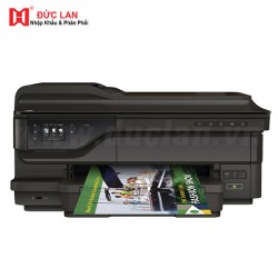 HP Officejet 7610 Wide Format e-All-in-One color  printer