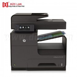 HP Officejet Pro X476DW color multifunction printer