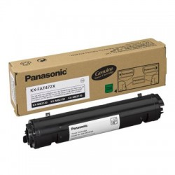 Original Toner Cartridge Panasonic KX-FAT472X (KX-FAT472X) (Black)