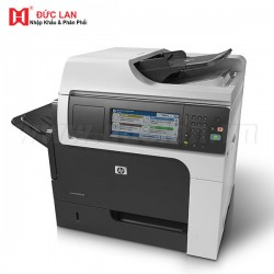 HP LaserJet Enterprise M4555fskm MFP (multifunction  monochrome printer)