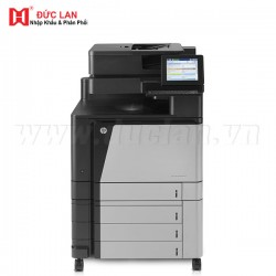 Máy in HP Color LaserJet Enterprise flow M880z