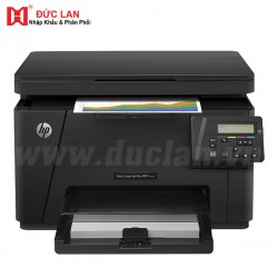 Máy in HP Color LaserJet Pro MFP M176N (CF547A) (Print, Scan, Copy)