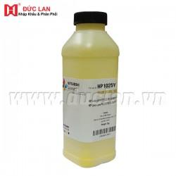 Mực chai HP CP1025 - Màu vàng