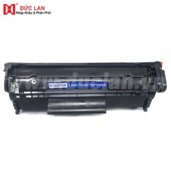 Compatible toner cartridge replacement for HP 12A Q2612A