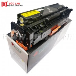 HP 304A Yellow Laserjet Toner Cartridge, CC532A