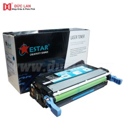 HP 642A Cyan LaserJet Toner Cartridge (CB401A)
